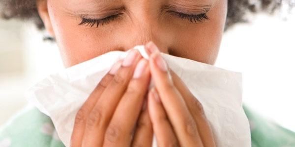 zinc sneeze