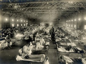 flu pandemic and chiropractic