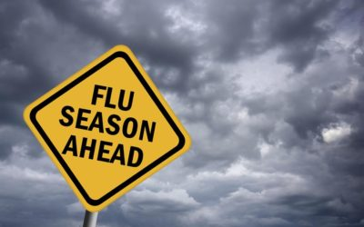 Preparing For Flu Season–Hopefully You're Not Depending On The Flu Shot