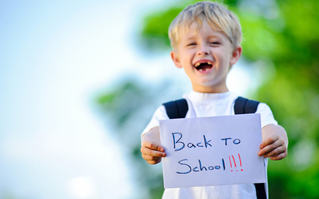 Back To School Spine & Nervous System Check-Up For The Entire Family