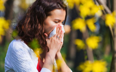Allergy Seasons Continue To Worsen–Understand The Underlying Cause