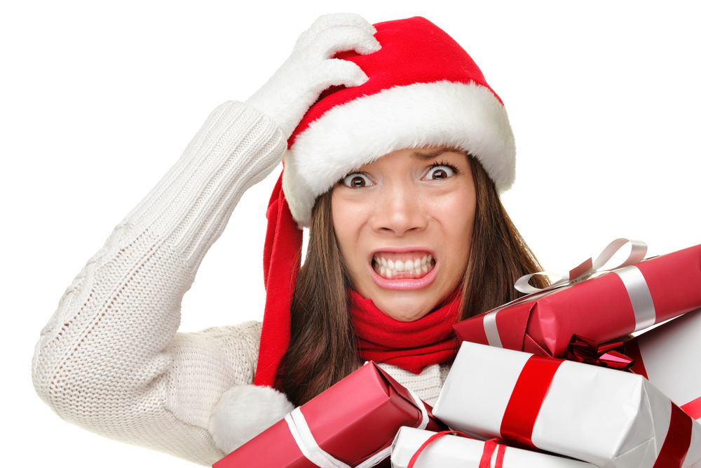 Four Strategies To Bust Stress During The Holidays