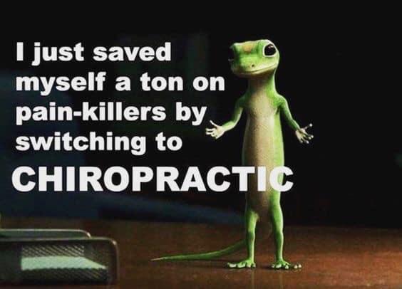 chiropractic vs nsaids