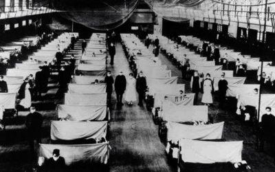 Flu Season Is Here–Flashback to the 1918 Flu Pandemic
