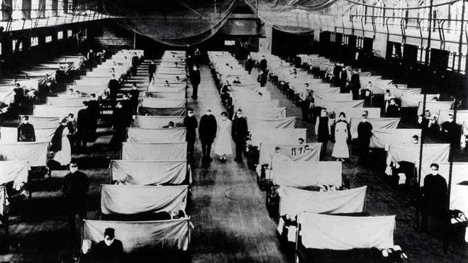 Flu Season Is Here–Flashback to the 1918 Flu Pandemic