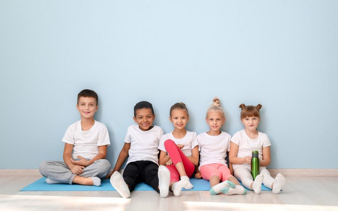 Kids Tired of Being Cooped Up? Try These Yoga Exercises