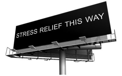 """Stress Relief Reset: Hitting the """"ctrl-alt-del"""" Buttons"""