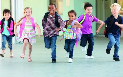 Back to School Adds New Stress to Your Child's Spine & Health